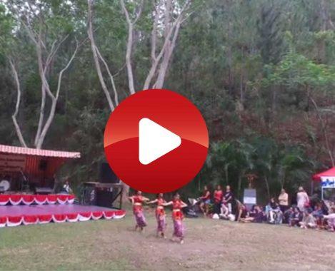 danse traditionnelles indonesiennes