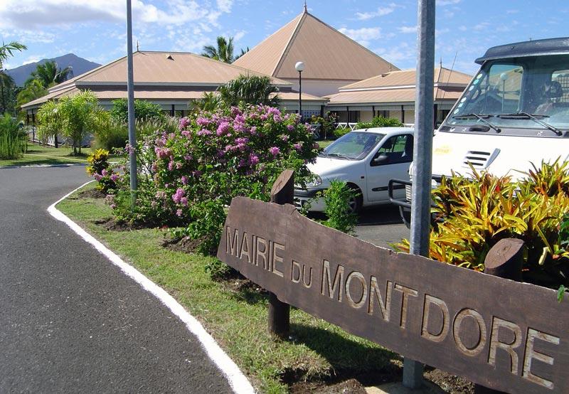 Mairie du Mont Dore