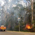 IMG 2423 mdb 150x150 FLASH INFO. Incendie : La route de Mouirange de nouveau ouverte