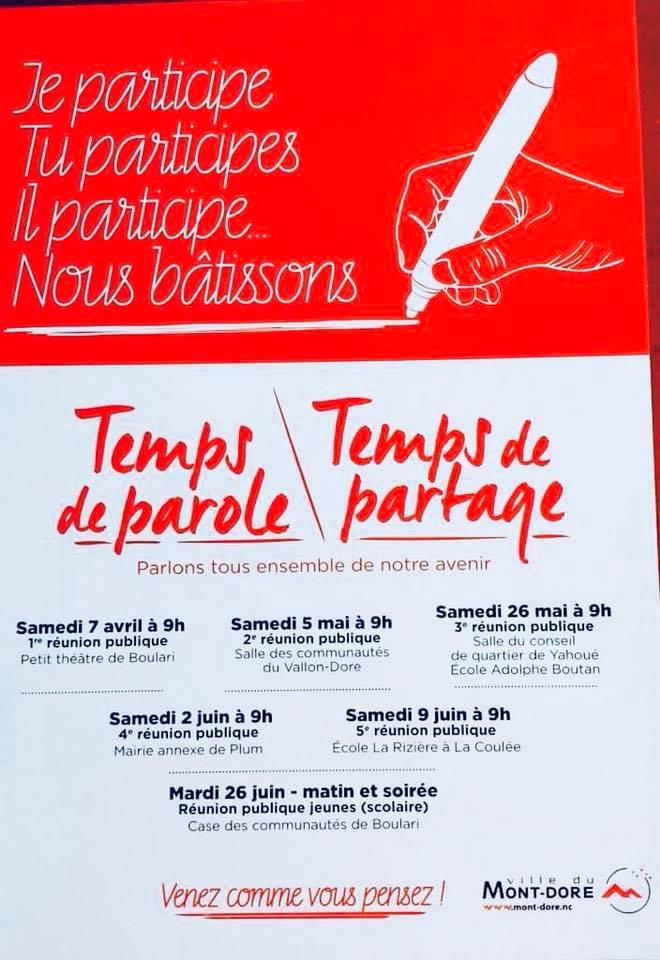 29793076 1926781657364840 1175105409220682790 n « Temps parole, temps de partage au Mont Dore »