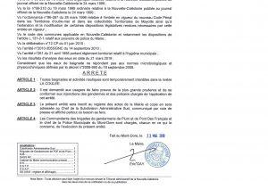 ARRETE DU MAIRE BAIGNADE INTERDITES  300x212 ARRETE DU MAIRE BAIGNADE INTERDITES