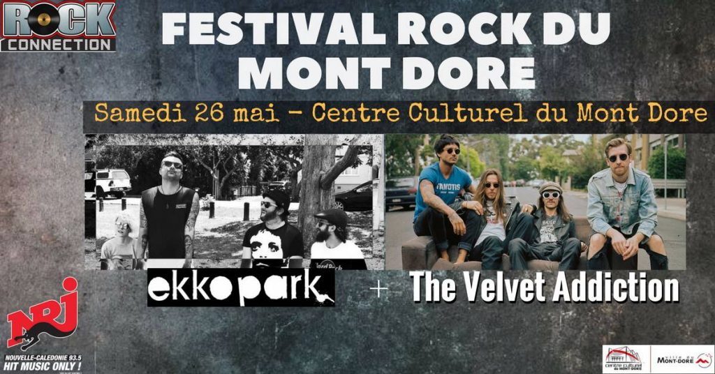 Festival Rock Du Mont Dore 2018