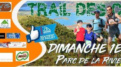 trail cagou affiche