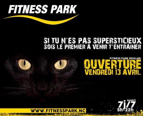 Fitness Park Mont Dore