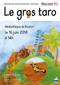 Spectacle de conte Le Gros Taro 212x300 Spectacle de conte Le Gros Taro