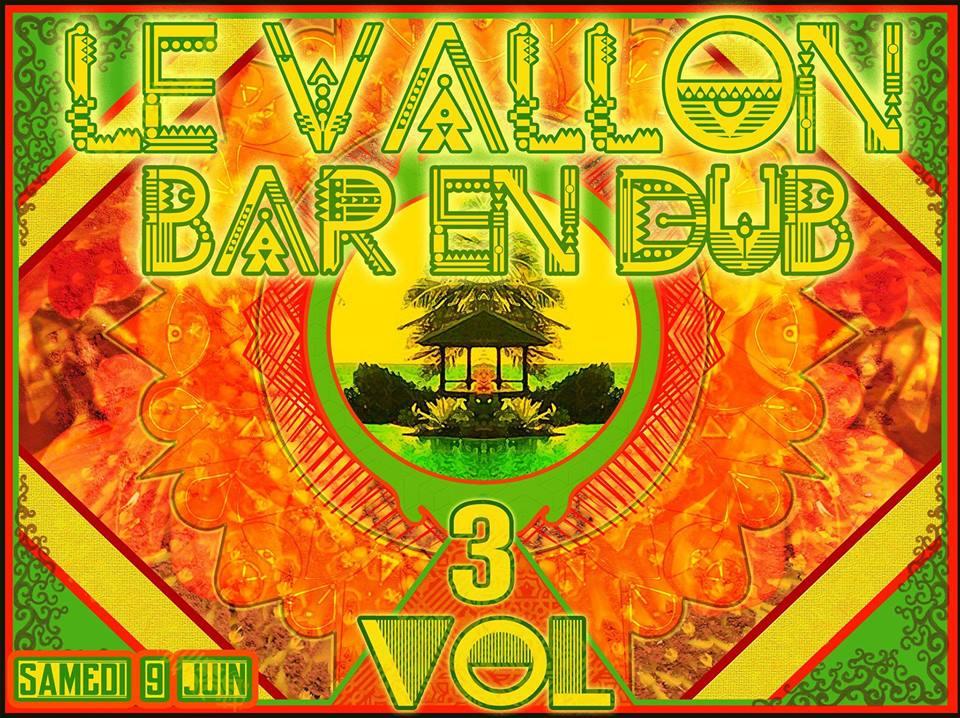 Vallon Bar en Dub Vol. 3