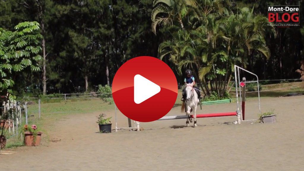 VIDEOS. Club Hippique La Cravache Mont Dore 4