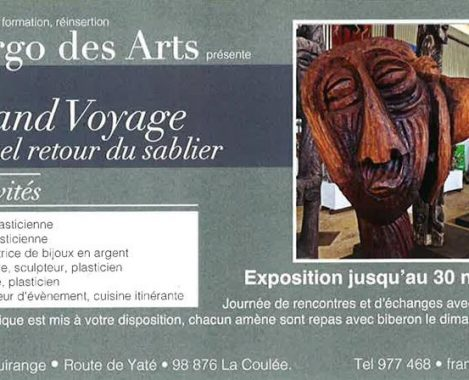 Exposition Le Grand voyage