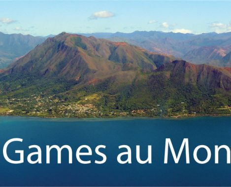 BEACH GAMES AU MONT DORE