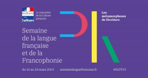 Semaine Francophonie 2019 300x158 Semaine Francophonie 2019