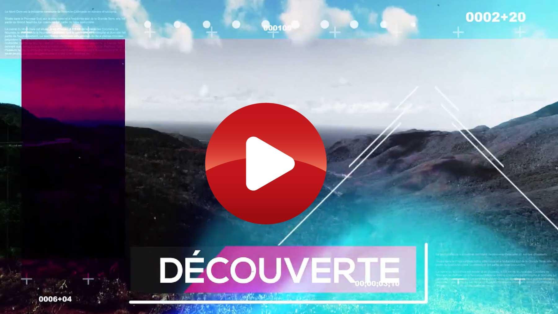 video image Decouverte 01 Vidéos à la une