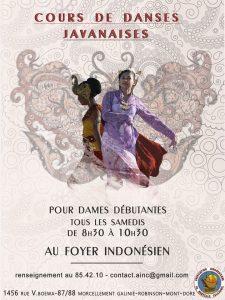 Cours de Danses Javanaises 225x300 Cours de Danses Javanaises