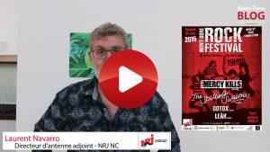 ITW Laurent Navarro NRJ Rock festival mdb 300x169 MAGAZINE. DÉCOUVERTE #2 : La médiathèque de Boulari – Emission Complète
