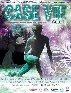 CASE VIE ACTE 2