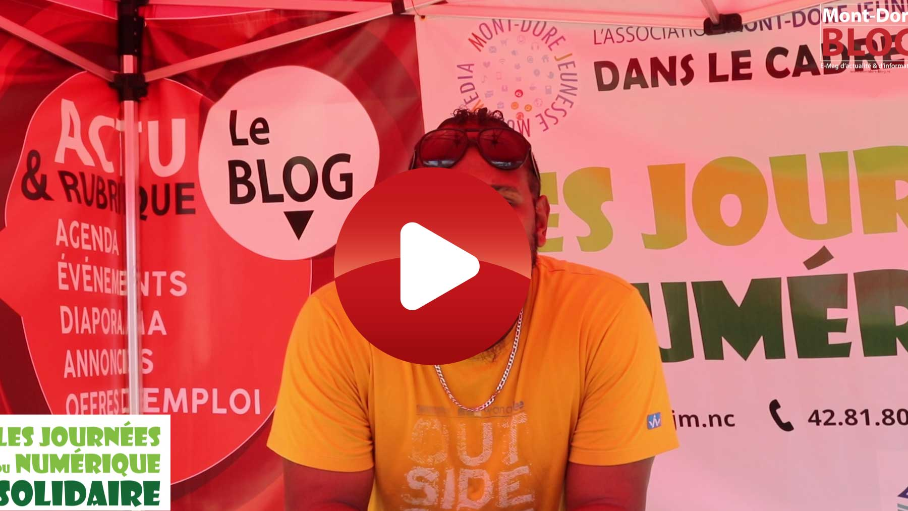 JNS 2019 ITW MDB 04 Les journées du Numérique Solidaire du 16 au 24 Novembre 2019