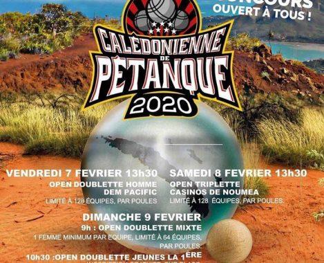 Calédonienne-de-Pétanque