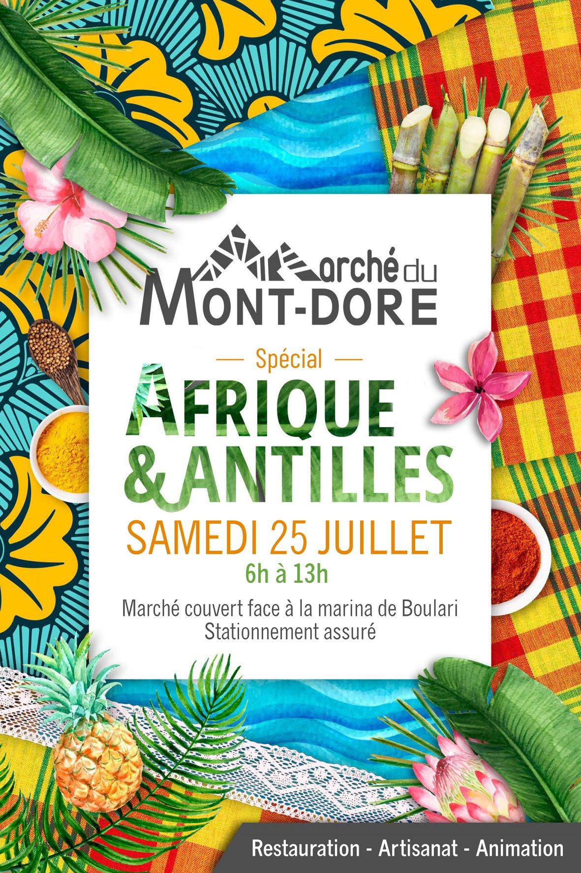 special afrique antilles 2020 ZOOM EVENEMENTS